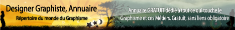 Designer Graphiste, Annuaire